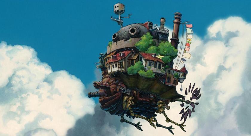Studio Ghibli - Il castello di Howl diventa realtà