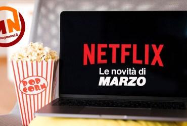 novità netflix marzo 2021