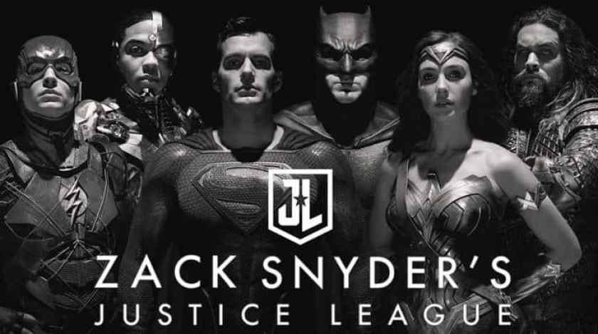 Zack Snyder's Justice League - Il trailer finale