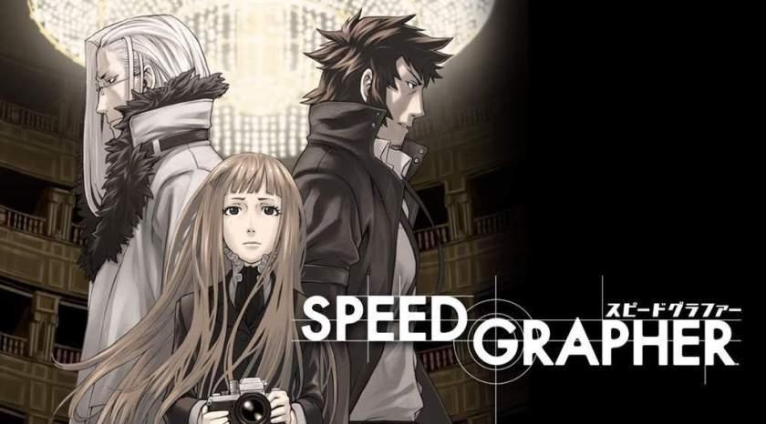Speed Grapher - Il controverso anime su Amazon Prime Video