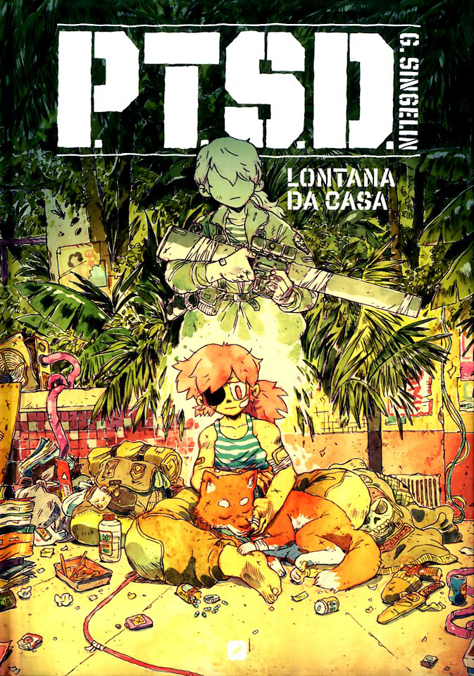 P.T.S.D. – Lontana da casa