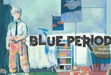 Blue Period - Primo video promozionale dell'anime