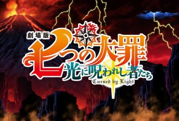 The Seven Deadly Sins - Cursed By Light: Il trailer del film inedito