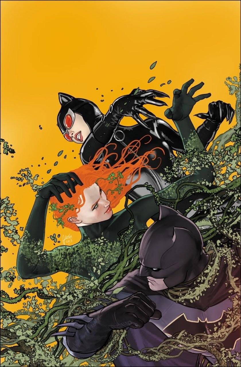 batman poison ivy catwoman