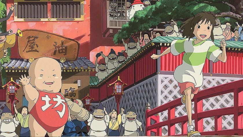 Studio Ghibli lancia i gioielli de La città incantata