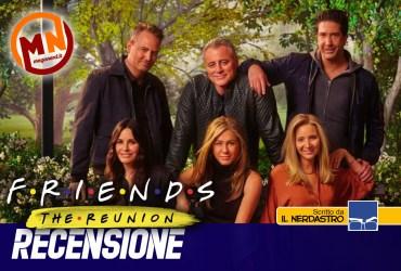 recensione friends the reunion