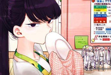 Komi can't communicate - Annunciato l'anime