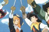 D'Artagnan - Hikari annuncia il manga