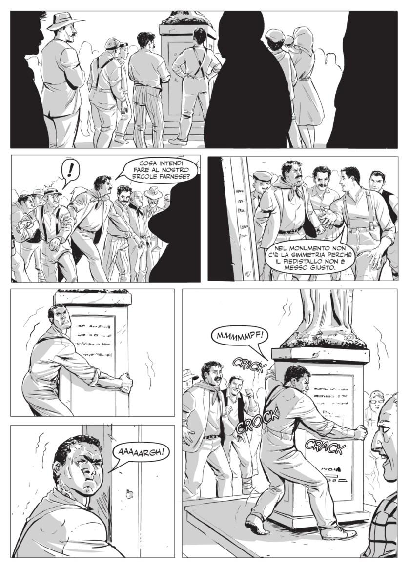 DC_20 Il bullo, disegni Enza Fontana