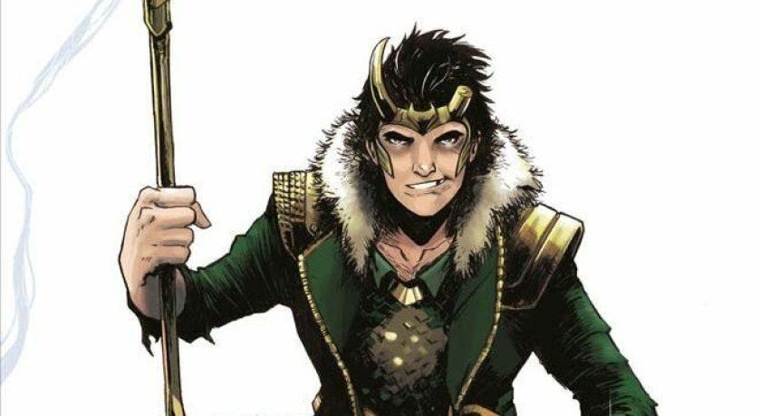 Loki Agente di Asgard_cover