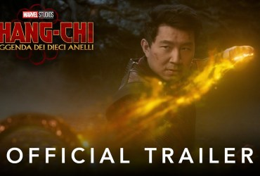 shang chi trailer italiano