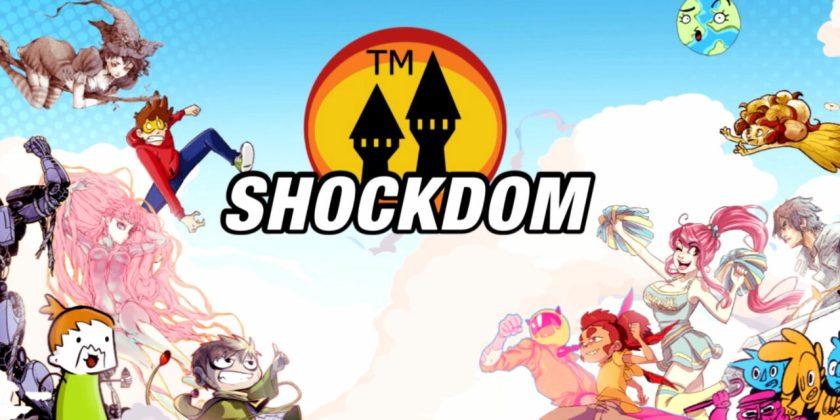 shockdom logo
