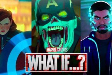 What If...? - La data d'uscita della serie Marvel Studios