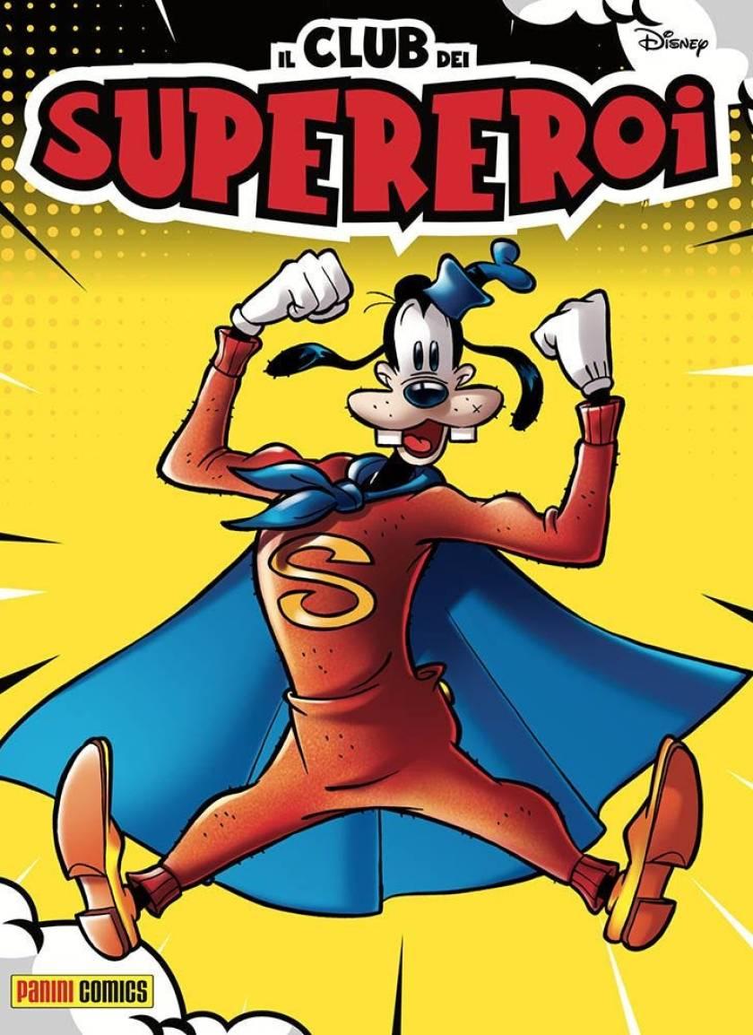 Il Club dei Supereroi_cover