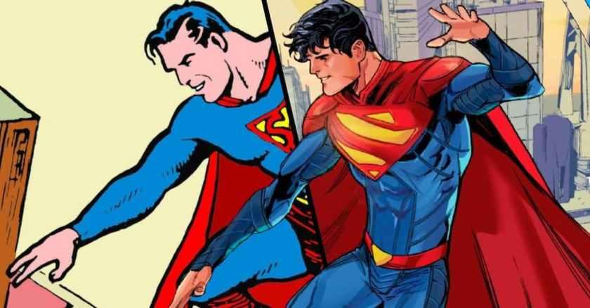 Superman - Jonathan Kent è pronto al debutto