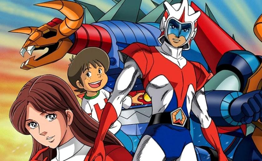 Gaiking il robot guerriero - Hikari annuncia il manga