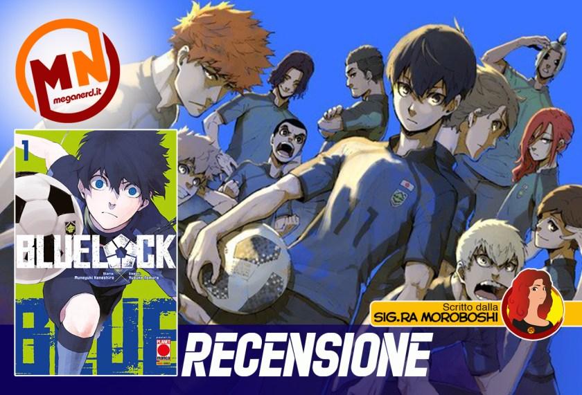 recensione blue lock