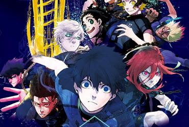 Blue Lock - Annuncio dell'anime e primo trailer