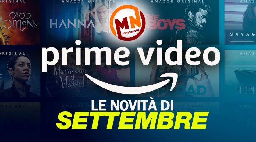 novità prime video settembre