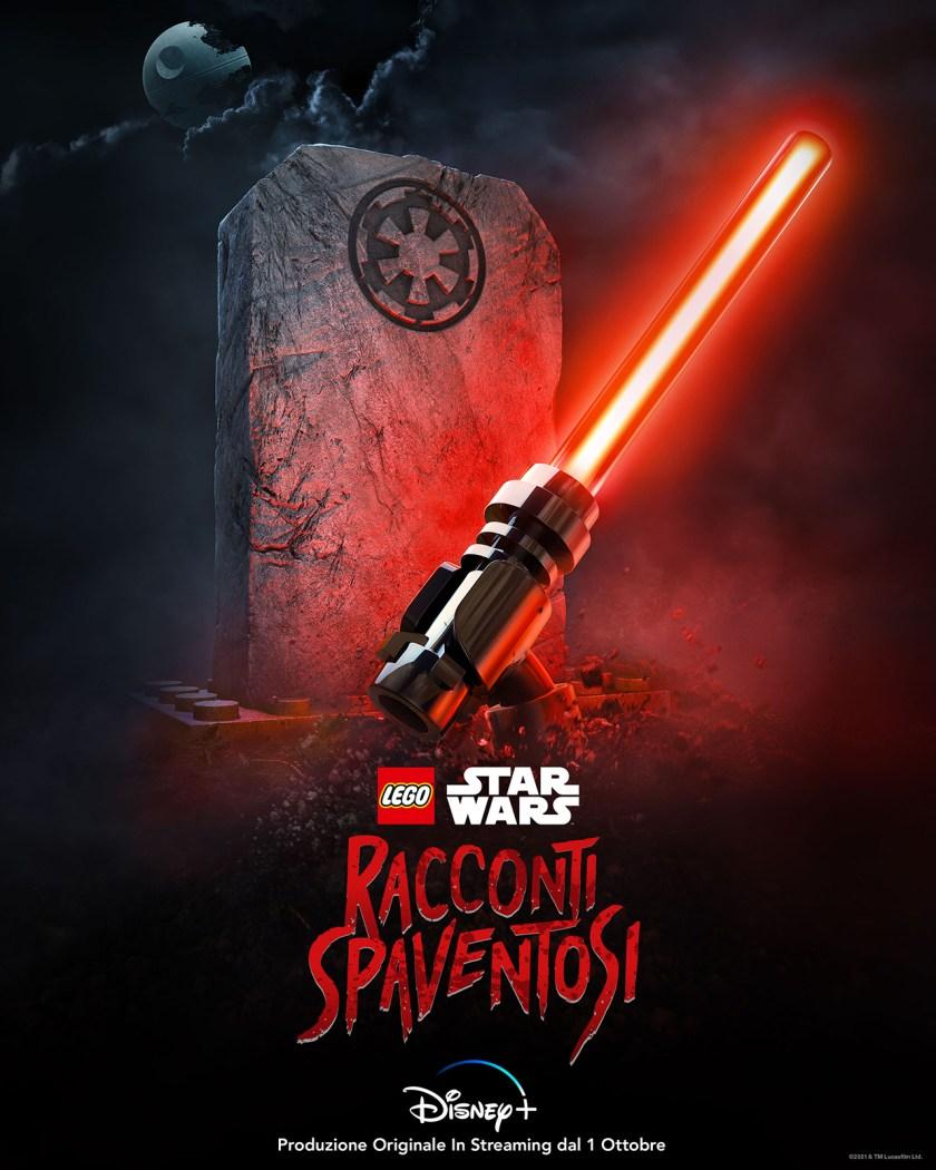 LEGO Star Wars_Racconti spaventosi _poster
