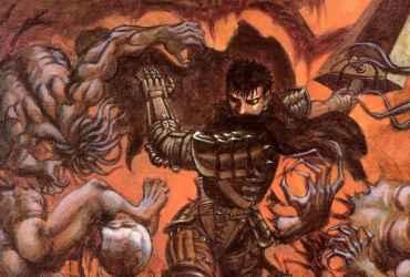 Berserk - In uscita il capitolo 364 e il volume 41