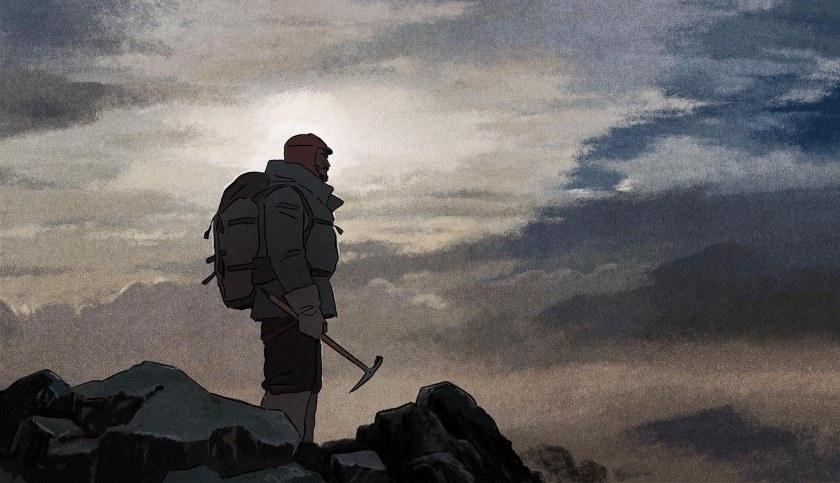 La vetta degli dei - Il trailer del film d'animazione in arrivo su Netflix