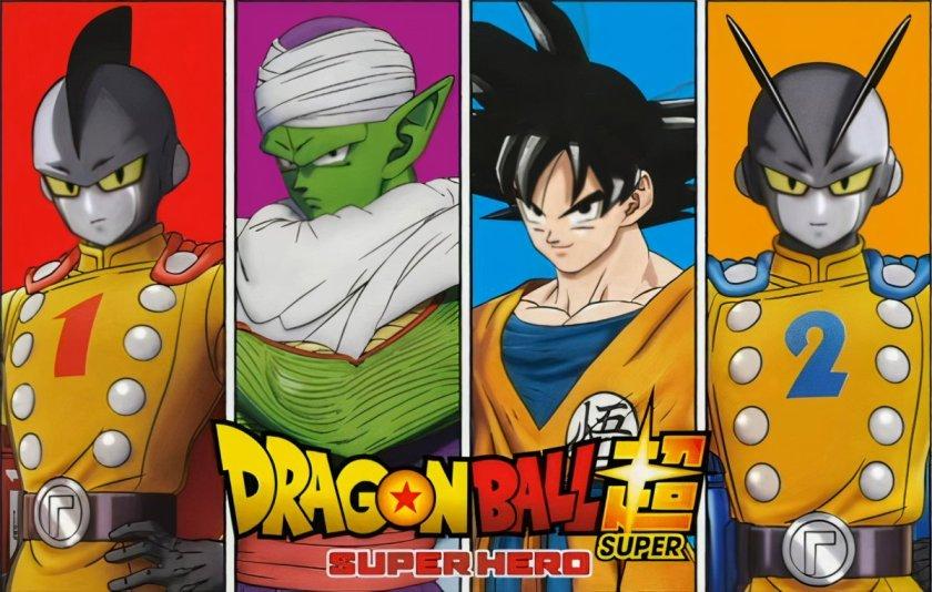 Dragon Ball Super - Super Hero: Il trailer del film