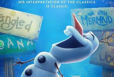 I racconti di Olaf - Il trailer della nuova serie di corti