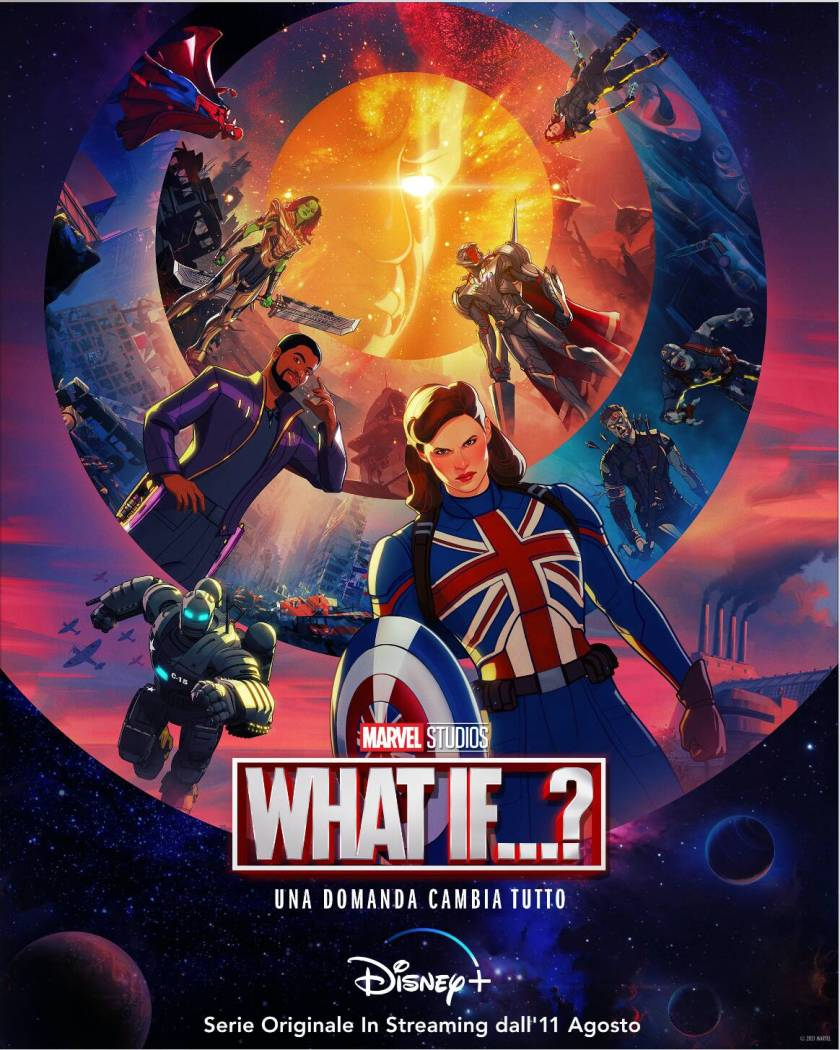 What If...? - Stagione 1