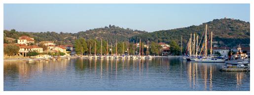 Port of Vathi