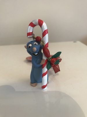 Ratatouille Remy Christmas Decoration