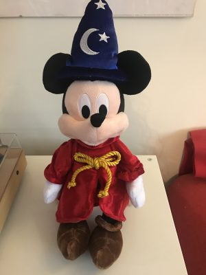 Mickey Mouse Fantasia Plush