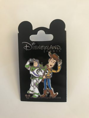 toy story pin woody buzz lightyear disney