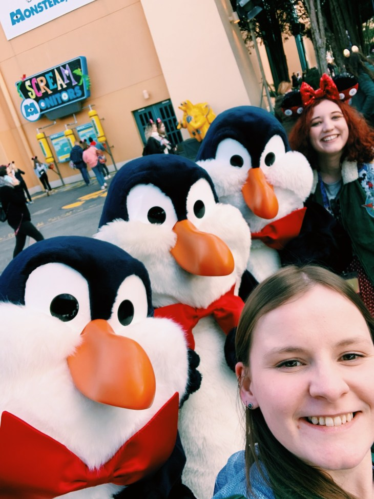 Penguins Mary Poppins