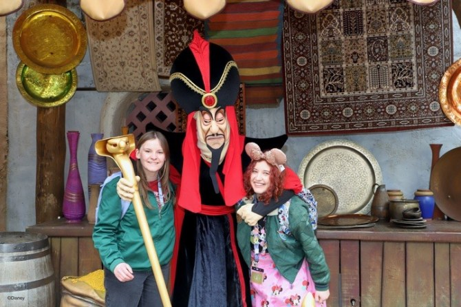 Jafar Disneyland Paris