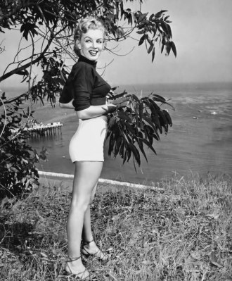 Marilyn by J.R. Eyerman in 1950.
