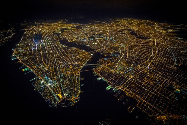 Night Over New York - Vincent Laforet