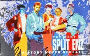 Split Enz History Never Repeats