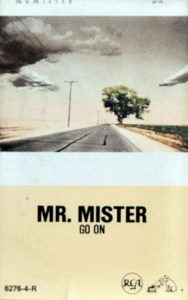 Mr. Mister Go On