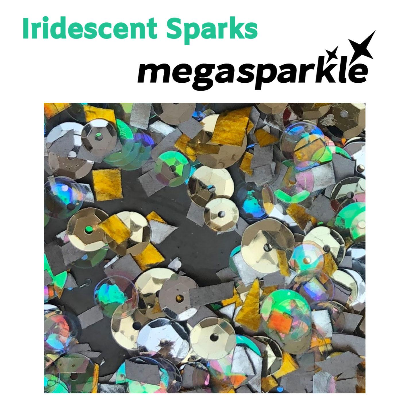 Iridescent Sparks