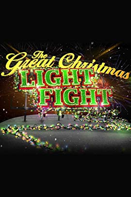 The Great Christmas Light Fight