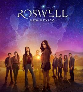 """Roswell, New Mexico – TV Series (2019-2021)  – Also known as """"Розвелл, Нью-Мексико""""_611211de16b1e.jpeg"""