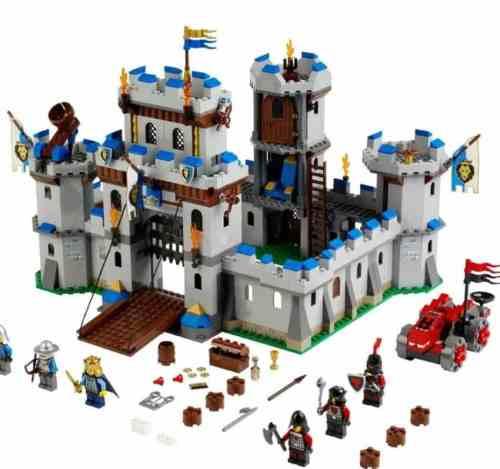 LEGO-Castle-King