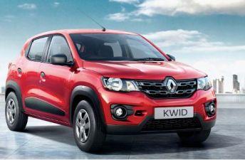 El Renault Kwid debutó en India