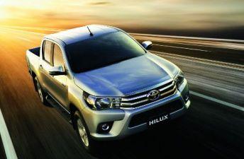 La nueva Toyota Hilux debuta en Argentina