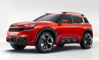 Citroën Aircross: posible SUV en camino