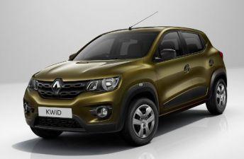 Renault Kwid, ¿el sucesor del Clio Mío?