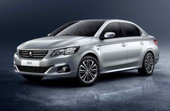 Peugeot también actualizó el 301