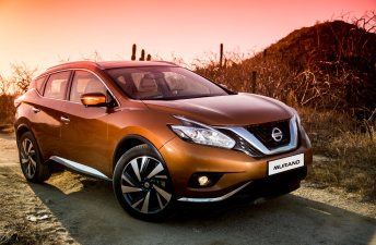 El nuevo Nissan Murano ya está en Argentina