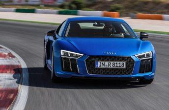 Audi R8 V10 Plus: el más deportivo está en el país